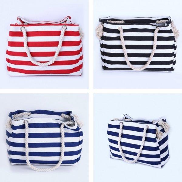 Практичная сумка для пляжа и на каждый день HOBBAGGO (3 цвета, 45*14*32 см)