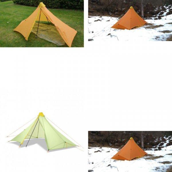 Палатка на 1 чел