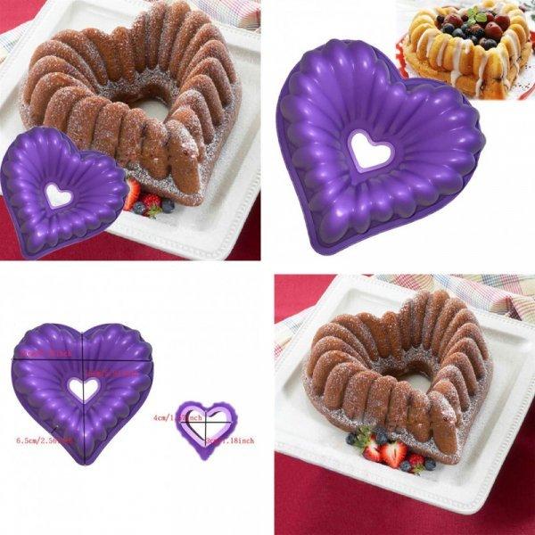 Форма для кекса Сердце
