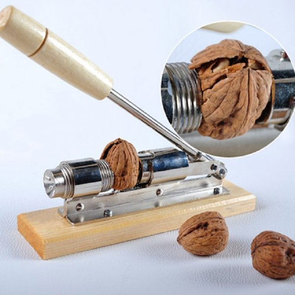 Удобный щелкунчик для орехов VKTECH - раз и готово! (21*6*7 см)
