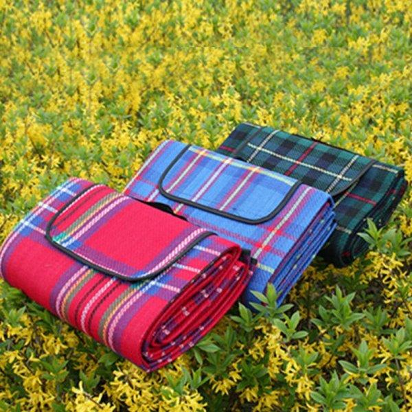 Складной коврик для похода SANGEMAMA (3 цвета, 150*200 см)