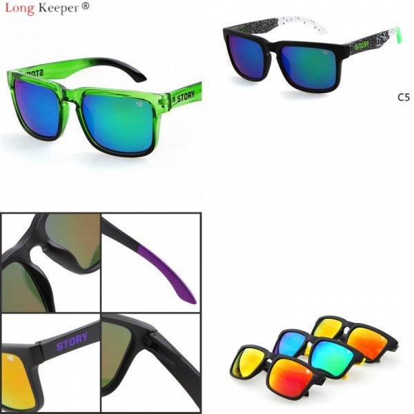 Солнцезащитные очки с поляризацией Long Keeper (11 цветов)