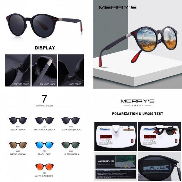 Женские солнцезащитные очки MERRYS