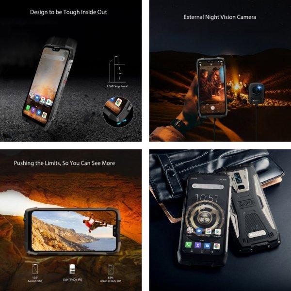 Смартфон Blackview BV9700 Pro