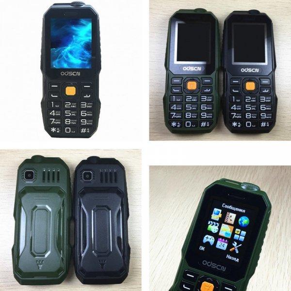 """Мобильный телефон ODSCN 1.77"""" на 2 симки - бомба"""