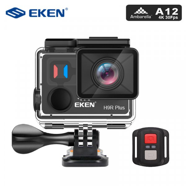 Экшн камера EKEN H9R с Wi-Fi и Ultra HD водонепроницаемая