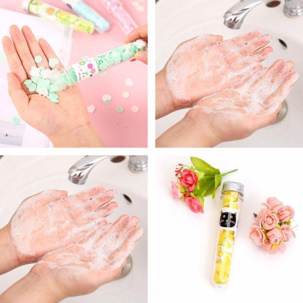 Компактное мыло в дорогу (2 вида)