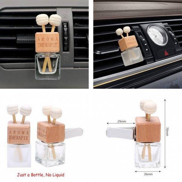 Роскошный ароматизатор для авто Sikeo (7*2.6*2.6 см)
