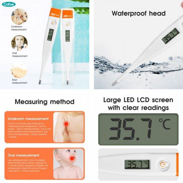 Электронный термометр Cofoe