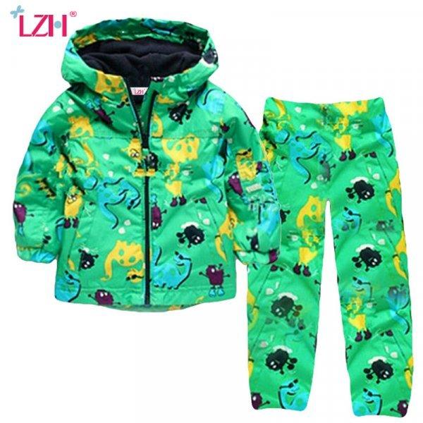 Ветровочный костюм для прогулок в любую погоду (10 цветов, 6 размеров)