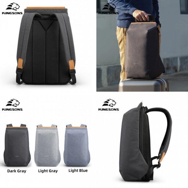 Городской рюкзак Kingsons (3 цвета)