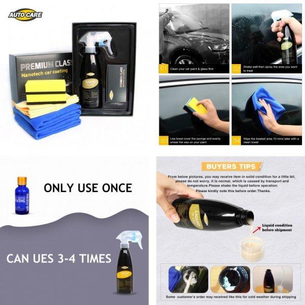 Набор для полировки автомобиля от AUTO CARE