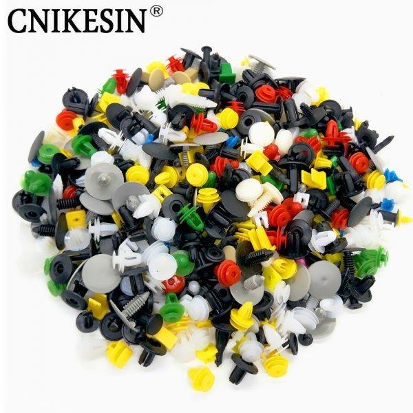 Набор универсального автокрепежа Cnikesin (200 шт)