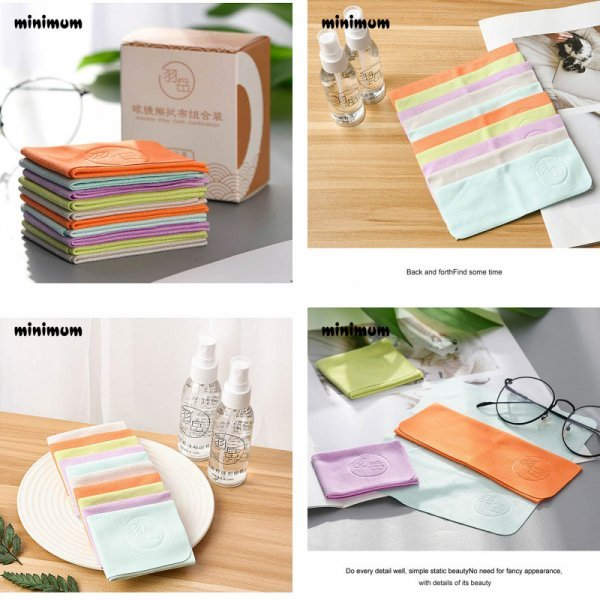 Чистящие салфетки для электроники Minimum (10 шт)