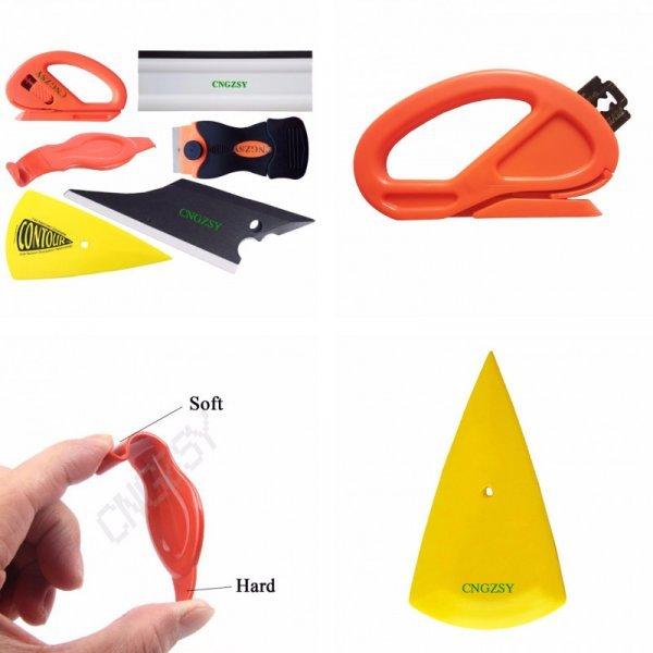 Набор инструментов для шумоизоляционных работ в авто (6 шт)