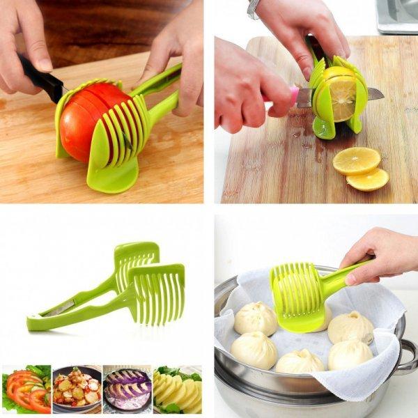 Прибор для тонкой нарезки овощей Kitstorm (18.5*8 см, пластик)