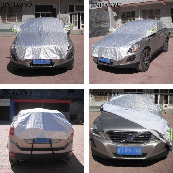 Большой солнцезащитный чехол для авто JINHANYU (13 размеров)