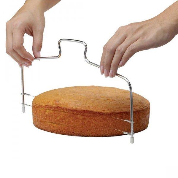 Нож для нарезки коржей Aihogard (31.3*13.2 см)