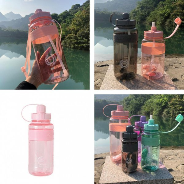 Спортивная бутылка (4 вида)