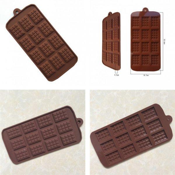 Силиконовая форма для шоколада Jore Fitool