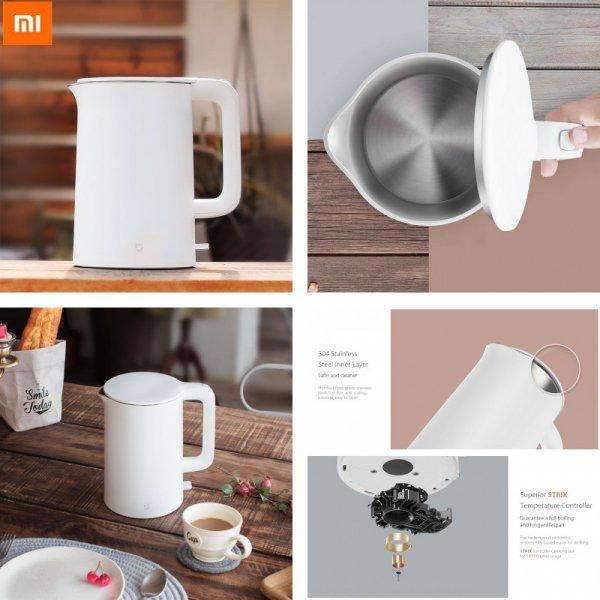Электрический чайник Xiaomi mijia (1.5 л, 220 В)