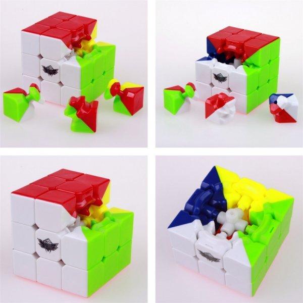 Собери головоломку Куб Циклон (3x3)
