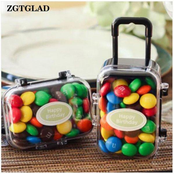 Чумовой чемоданчик для подарка ZGTGLAD (4 цвета, 7,5*5*3,5 см)