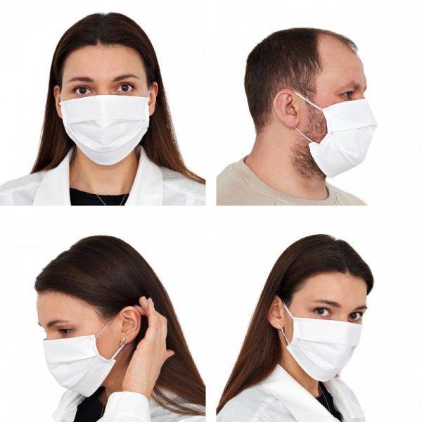 Двухслойные маски