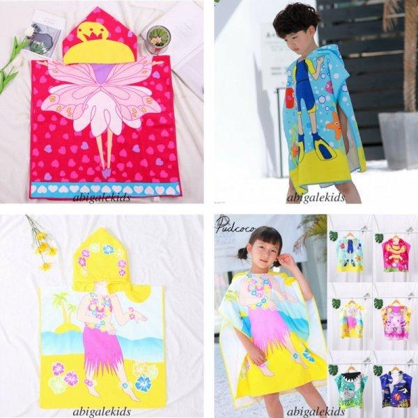Пляжное полотенце для детей (13 принтов)