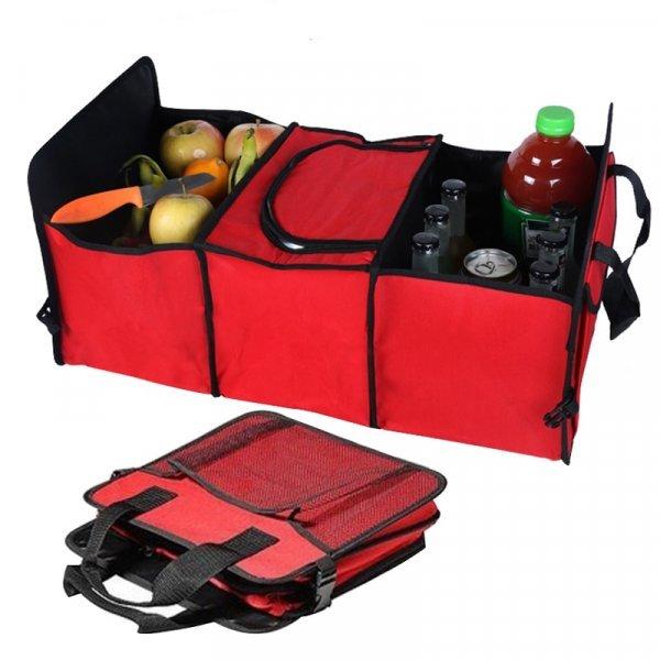 Складная сумка в багажник авто Arsmundi (60*31*28 см, 3 цвета)