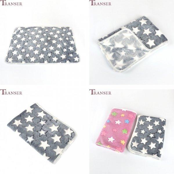 Нежный коврик для питомца Transer (2 цвета, 3 размера)