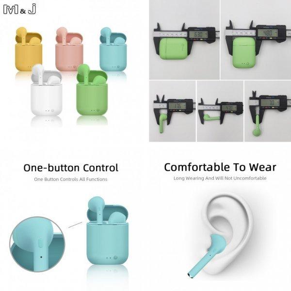 Bluetooth наушники M & J