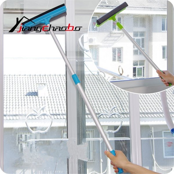 Двухстороння щетка для окон JiangChaoBo (52*20 см)