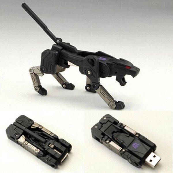 Флэшка-трансформер от LALAKIE (USB 3,0, до 2 Тб)