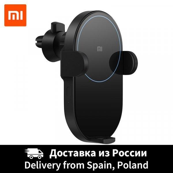 Беспроводная зарядка для телефона с держателем в авто XIAOMI