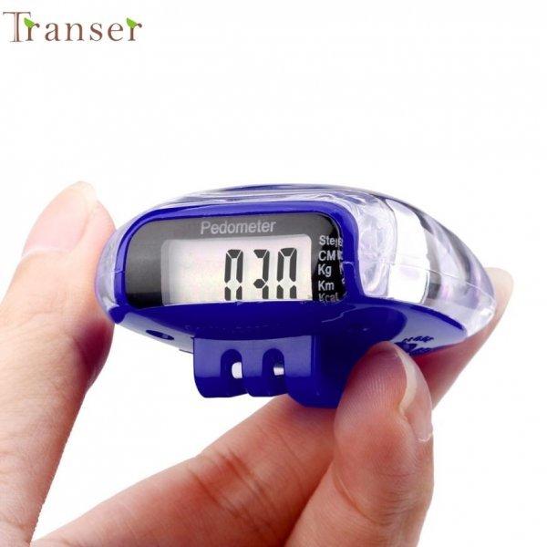 Прибор для расчета шагов и калорий от TRANSER (6 цветов)