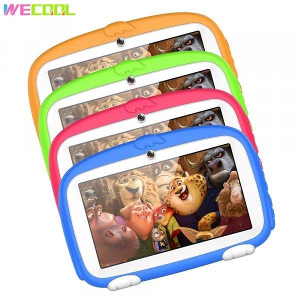 4 ядерный планшетный ПК от WeCooL (4 цвета)