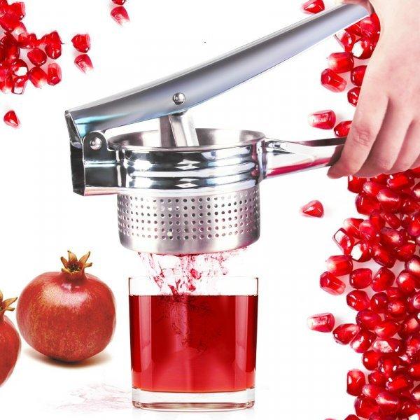 Ручной пресс для гранатового сока Yoice - супер! (10*8.5 см)