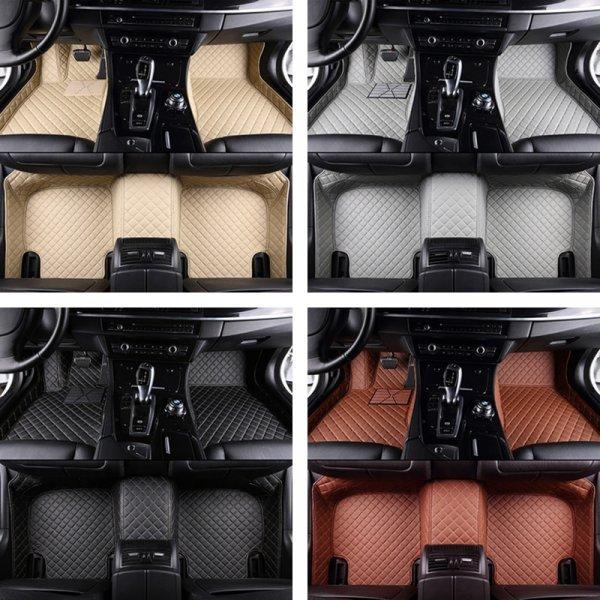 Автомобильные коврики для hyundai i40 (10 цветов)