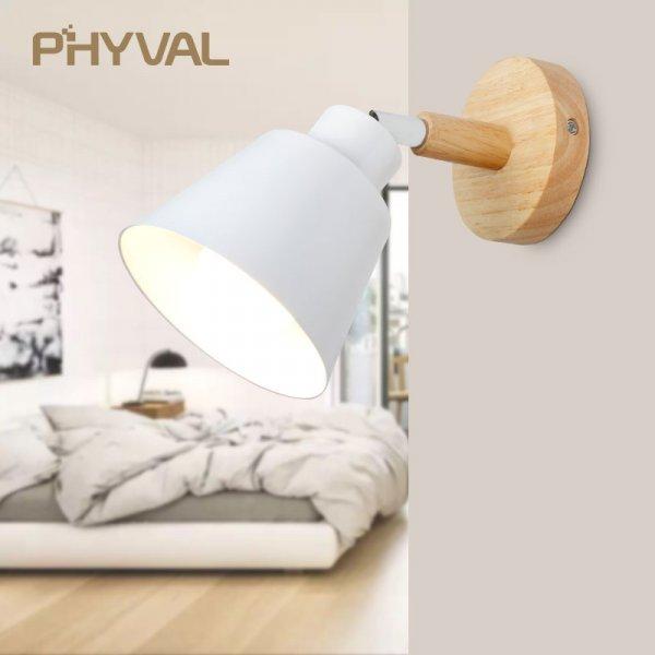 Светодиодный светильник PHYVAL (4 цвета)