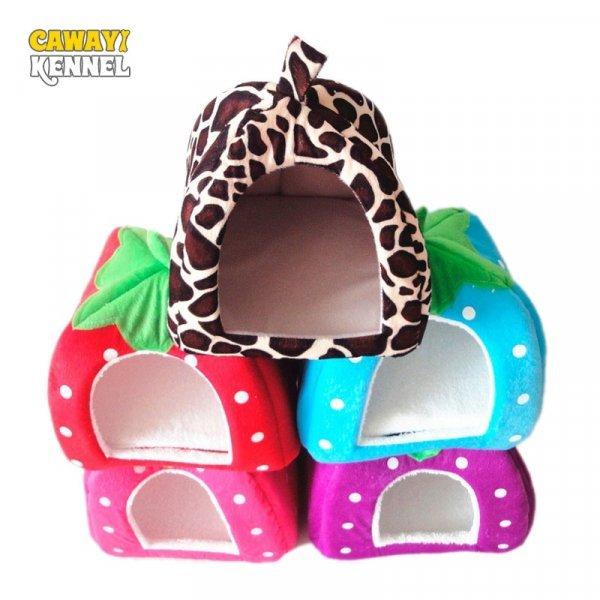 Домик лежанка для кошек и собак Cawayi Kennel