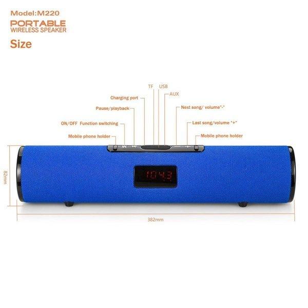 Bluetooth колонка ELE ELEOPTION (4 цвета)