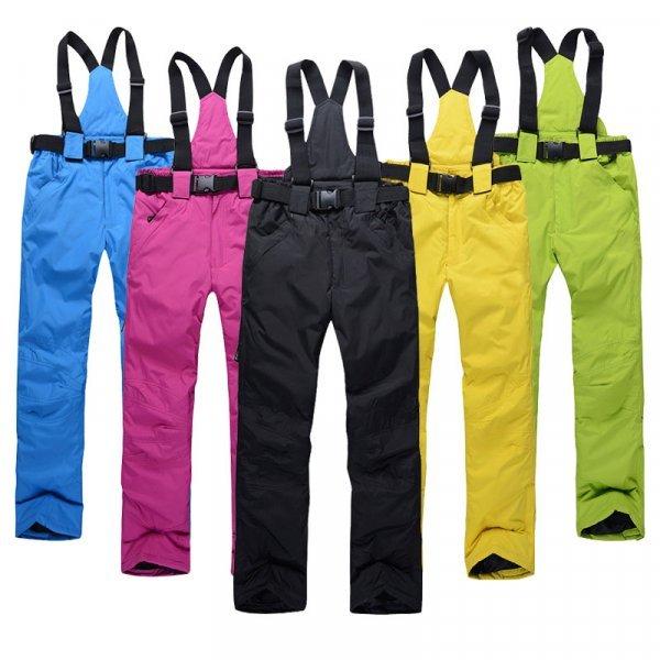 Брюки для горнолыжного спорта MUTUSNOW  (7 размеров, 8 цветов)