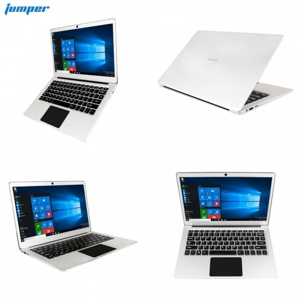 "Новинка! Ноутбук Jumper 13.3""  - играй и работай"