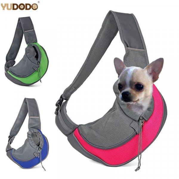 Милая переноска для маленьких  собачек YUDODO