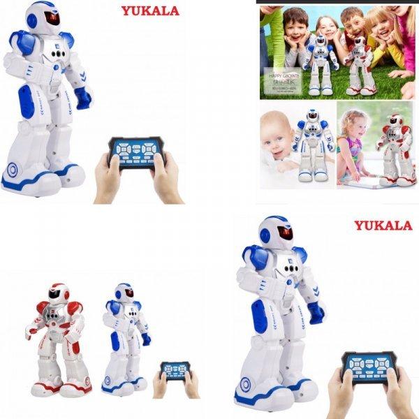 Веселый Робот YUKALA хочет с Вами дружить
