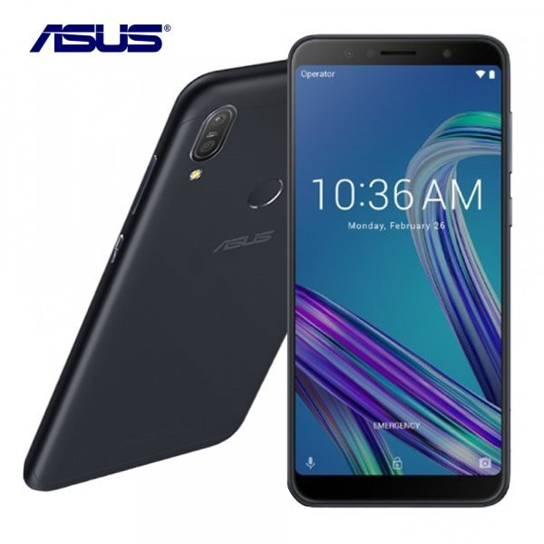 """Быстрый смартфон Asus ZenFone Max Pro 6"""" (Octa Core 16MP Android 8,1)"""