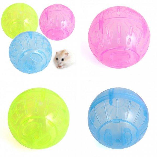 Мячик для прогулок хомячка LanLan (4 цвета)