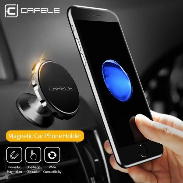 Магнитный держатель Cafele для IPhone X 8 7 и Samsung S8