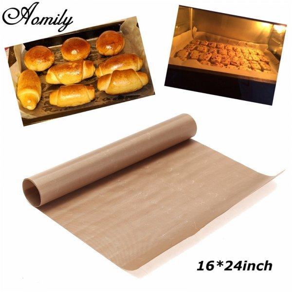 Антипригарная бумага для выпечки Aomily (40*60 см)